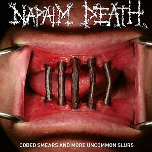 Napalm Death - Coded Smears And More Uncommon Slurs (cd)