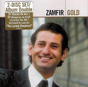 Zamfir Gold 2cd 90 00 Lei Rock Shop