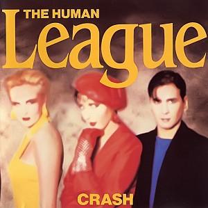 Human League - Crash [LP cut-out] (vinyl)