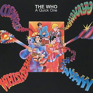 The Who - A Quick One [remastered] (cd)