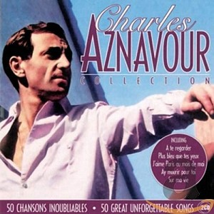 Charles Aznavour - 50 Chansons Inoubliables Collection [slipcase] (2cd)