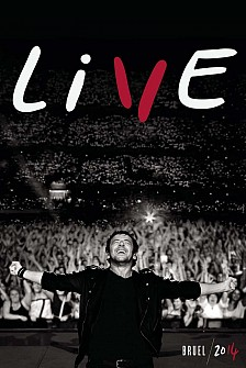 PATRICK BRUEL - Live 2014 (blu-ray+2cd)
