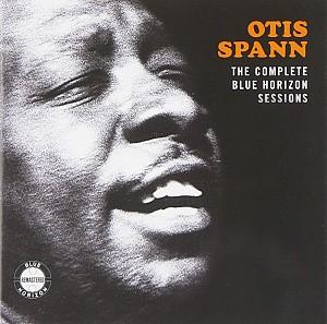 Otis Spann – The Complete Blue Horizon Sessions (2cd)