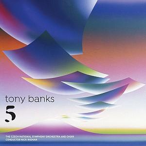 Tony Banks - Five [digipak] (cd)