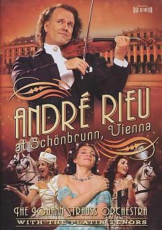 Andre Rieu - At Schonbrunn, Vienna (dvd)