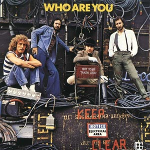The WHO - Who Are You [180g LP remastered 2015] (vinyl)