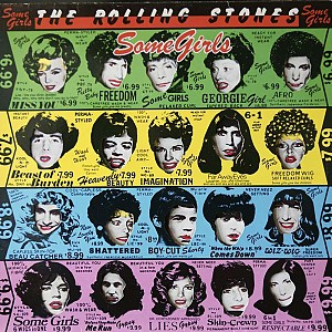 Rolling Stones The - Some Girls [remastered] (cd)