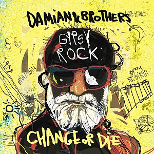 DAMIAN and BROTHERS - Gypsy Rock [digipack] (cd)