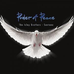 Isley Brothers The & Santana - Power of Peace (cd)