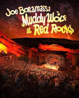 JOE BONAMASSA - Muddy Wolf At Red Rocks (dvd)