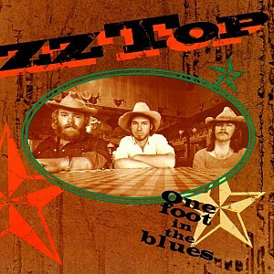 ZZ Top - One Foot In The Blues (cd)