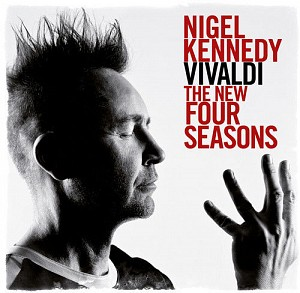 Nigel Kennedy - Vivaldi - The New Four Seasons (Cd)