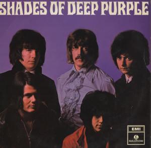 DEEP PURPLE - Shades Of Deep Purple [Mono] (vinyl)