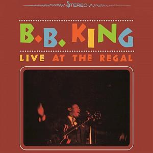 B.B. King - Live At The Regal (cd)