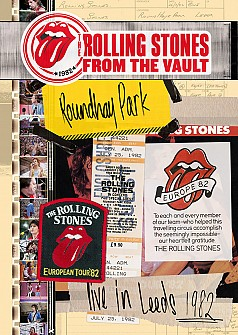 Rolling Stones The - From The Vault - Live In Leeds 1982 (dvd)