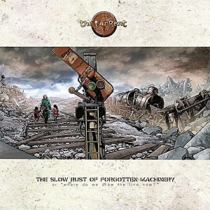 Tangent The - The Slow Rust Of Forgotten Machinery [LP] (2vinyl)