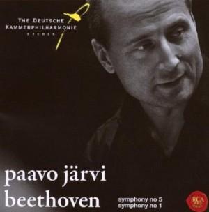 BEETHOVEN - Symphonies Nos. 5&1/Paarvo Jarvis (SACD)