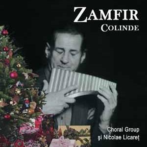 ZAMFIR GHEORGHE  - COLINDE (cd)
