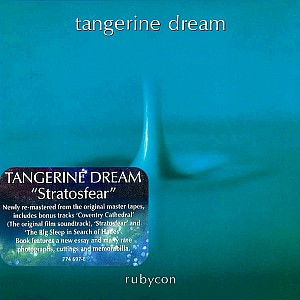 Tangerine Dream - Rubycon [new remastered 2019] (cd)