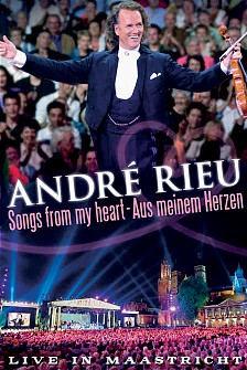 Andre Rieu - Songs From My Heart - Live At Maastricht I (dvd)
