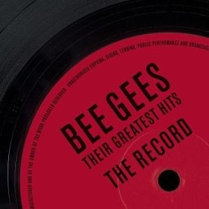 BEE GEES - THEIR GRATEST HITS - THE RECORD (2cd)
