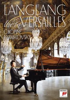 LANG LANG - Live In Versailles [Chopin/Tschaikosky] (dvd)