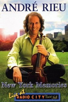 Andre Rieu - New York Memories (dvd)