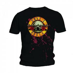 GUNS N' ROSES - Bullet Mens (tricou)
