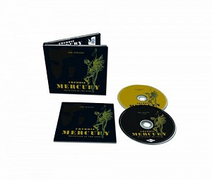 Freddie Mercury - Messenger Of The Gods:The Singles Collection (cd)
