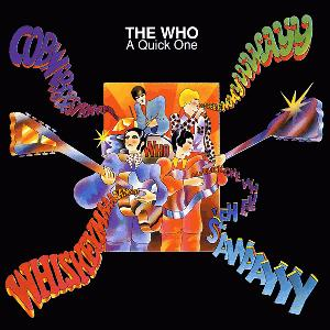 The WHO - A Quick One [180g LP remastered 2014] (vinyl)