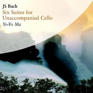 BACH J. SEBASTIAN - SIX SUITES FOR UNACCOMPANIED CELOO(MA) - [cd]
