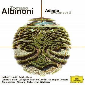 Albinoni Tomaso - Adagio & Concerto (cd)