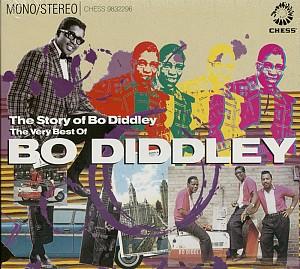 Bo Diddley - Story Of Bo Diddley [digipack] (2cd)