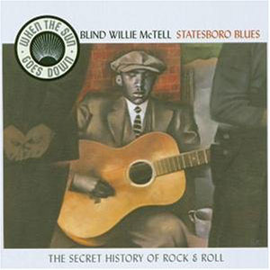 BLIND WILLIE McTELL - STATESBORO BLUES (CD)