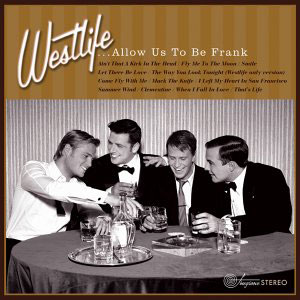 Westlife - Allow Us To Be Frank (cd)