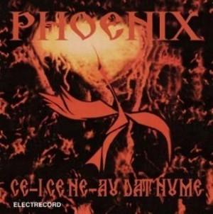 PHOENIX - Cei Ce Ne-au Dat Nume [digipak] (cd)