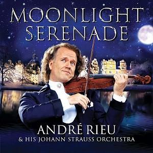 ANDRE RIEU - Moonlight Serenade (cd+dvd)