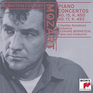 Bernstein Leonard - Mozart : Piano Concerto 15 &17 [LP] (vinyl)