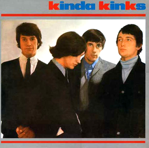 KINKS The - Kinda Kinks [180g coloured LP] (vinyl)
