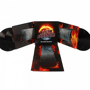 Black Sabbath - Ultimate Collection [Boxset LP] (4vinyl)