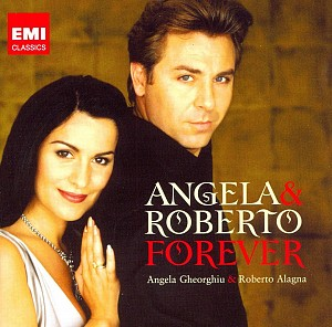 Gheorghiu Angela & Alagna Roberto - Angela Et Roberto Forever : Duos D'operas (cd)