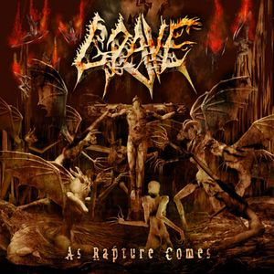 GRAVE - As Raptures Comes (cd)