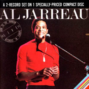 Al Jarreau - Look To the Rainbow (cd)