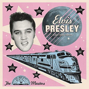 Elvis Presley - A Boy from Tupelo: The Sun Masters [LP] (vinyl)