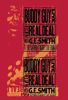BUDDY GUY - LIVE!THE REAL DEAL - (DVD)