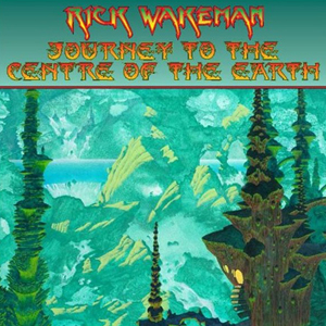 RICK WAKEMAN - Journey To The Center Of The Earth [40th Anniv. Ed.digipak] (cd)