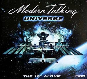 Modern Talking - Universe [The 12th Album] (cd)