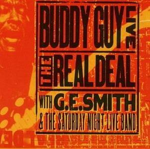 BUDDY GUY - LIVE!THE REAL DEAL - [cd]
