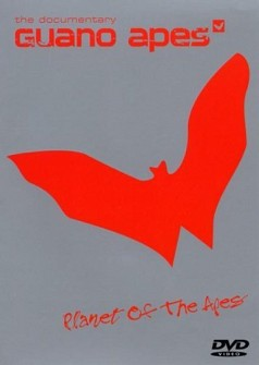 GUANO APES - Planet Of The  Apes - The Best Of (dvd)