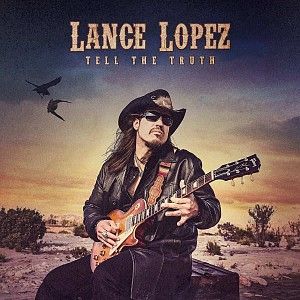 Lance Lopez - Tell The Truth (cd)